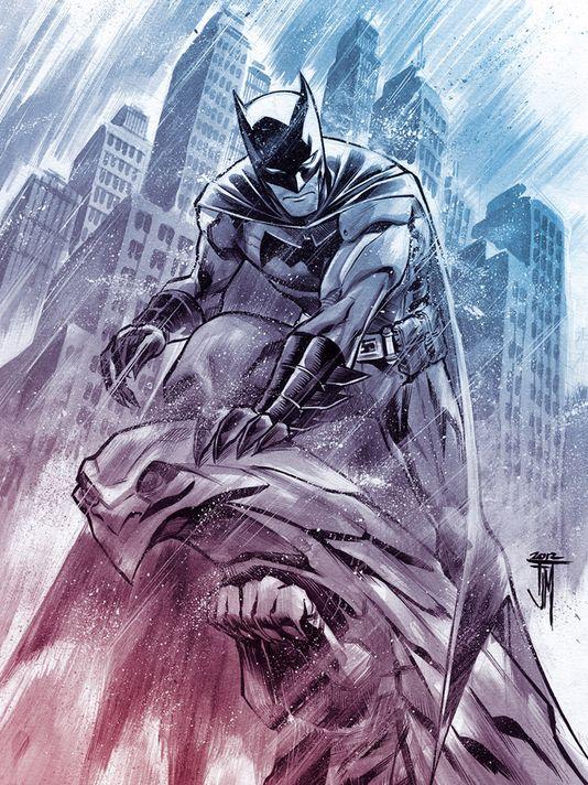 Batman, por Francis Manapul