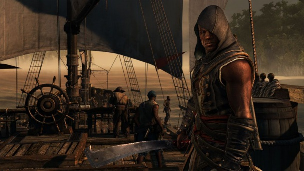 Assassin's Creed IV: Black Flag - Grito de Liberación