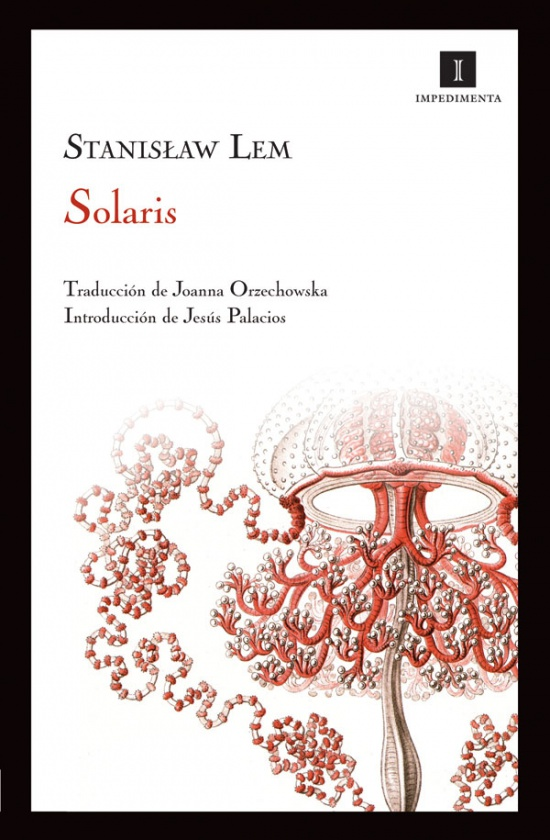 Solaris de Stanislaw Lem de la editorial Impedimenta