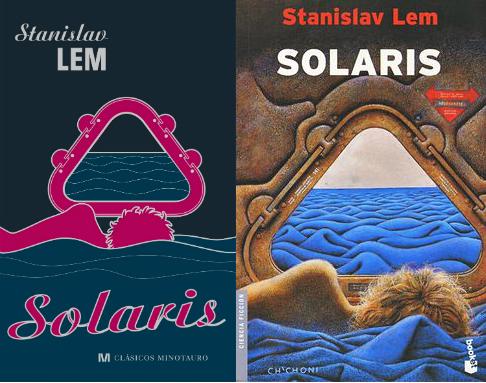 Solaris de Stanislaw Lem de Minotauro y Booket