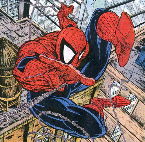 Spiderman, de Todd McFarlane