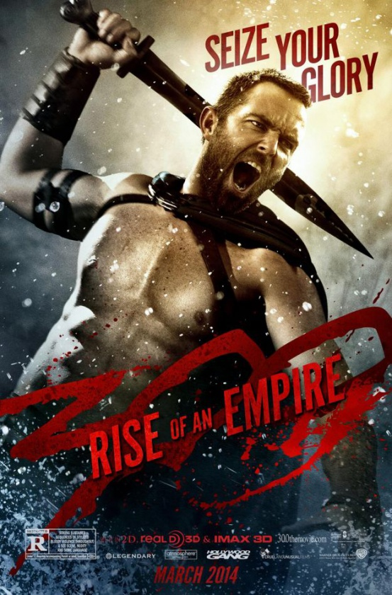themistocles 300 poster