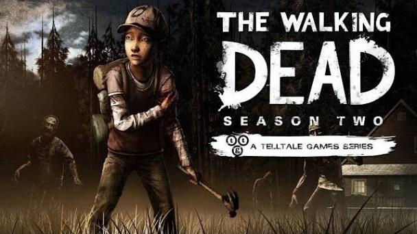 walking dead season two game
