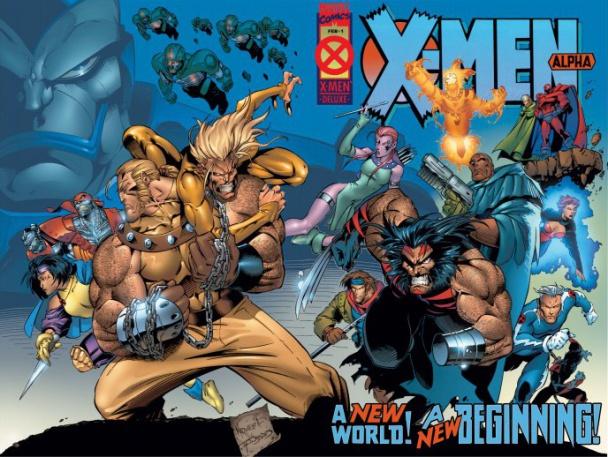 X-Men: Apocalypse'
