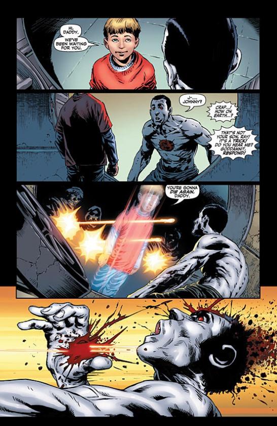 1 bloodshot arturo lozzi duane swierczynski valiant comics reseña opinion analisis volumen tomo uno 1 incendiar el mundo