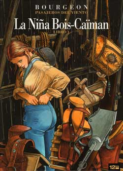 Bourgeon portada comic