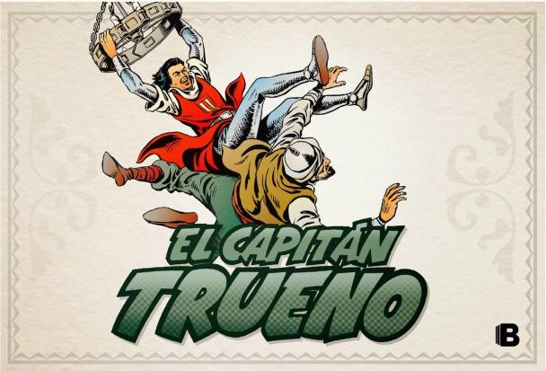 Capitan Trueno Facsimil 2