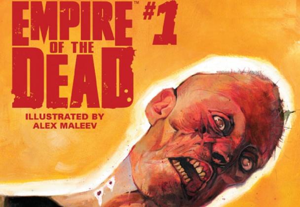 Empire Dead cover
