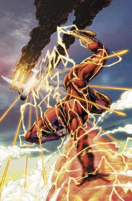 The Flash, por Breth Both