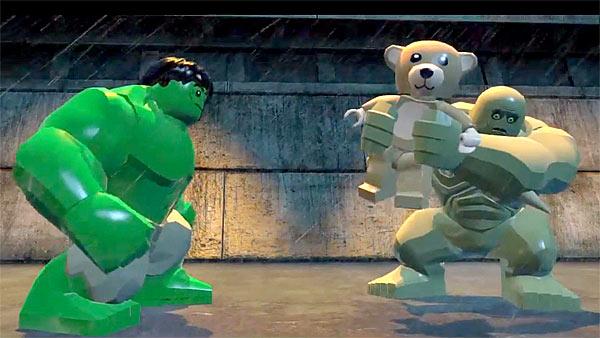 Hulk y Abominación