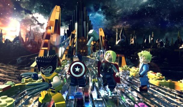 Imagen de LEGO Marvel Heroes