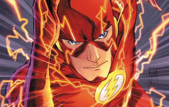 Imagen flash comic