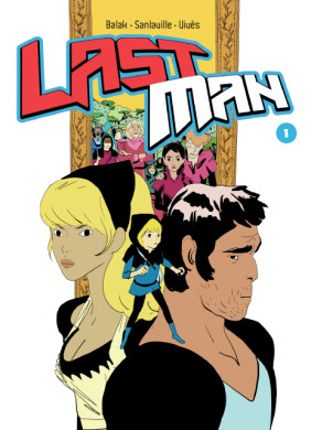 Last Man portada