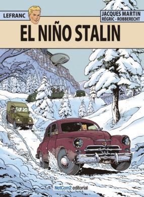 Lefranc portada spanish
