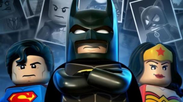Lego Batman 2 DC superheroes ps3 -1