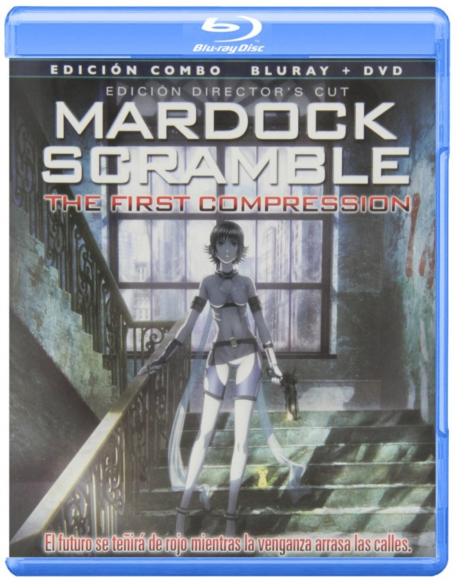 Mardock Scramble - The First Compression