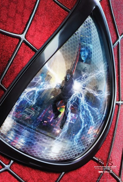 Póster 1 The Amazing Spiderman 2