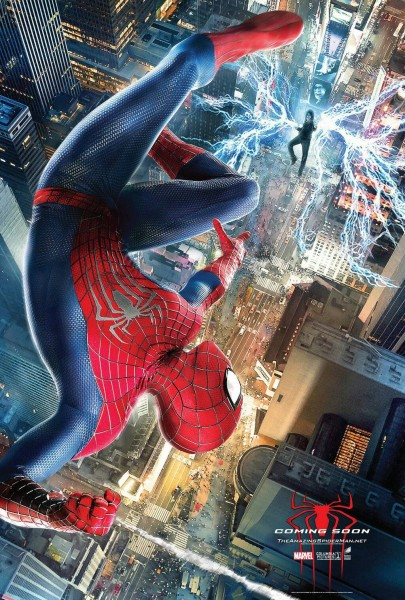 Póster 2 The Amazing Spiderman 2