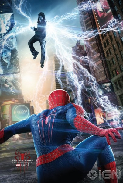 Póster 3 The Amazing Spiderman 2