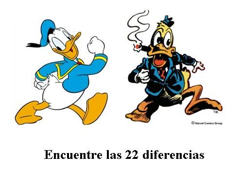 Pato Donald y Pato Howard