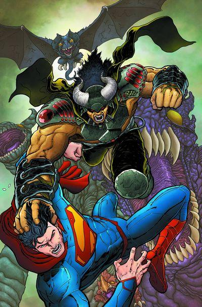 Portada de Action Comics #27