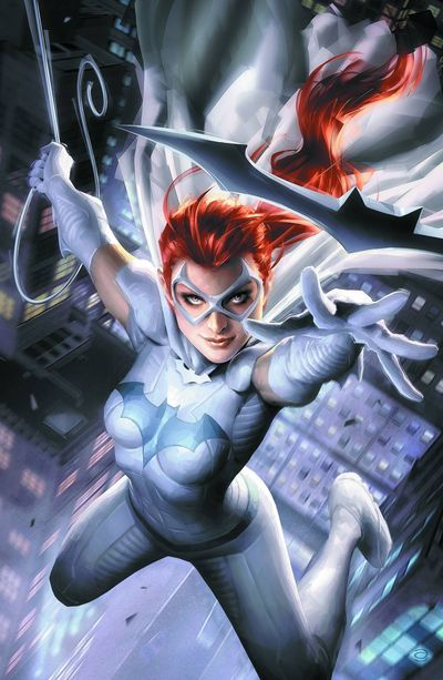 Portada de Batgirl #27