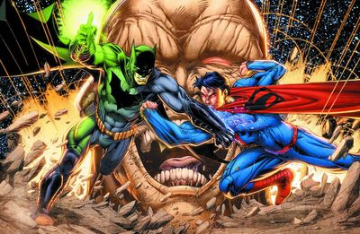 Portada de Batman - Superman #7