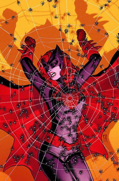Portada de Batwoman #27
