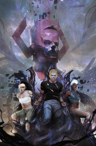 Portada de Cataclysm Ultimate X-Men #3