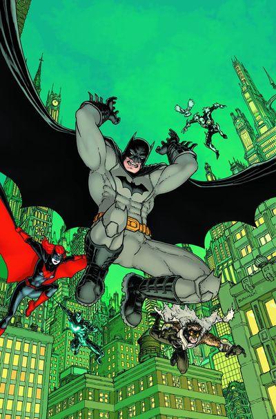 Portada de Detective Comics #27