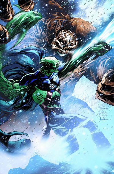 Portada de Justice League of America #11