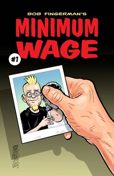 Portada de Minimum Wage #1