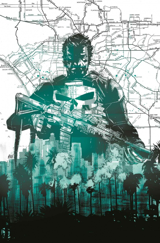 Portada de The Punisher #1