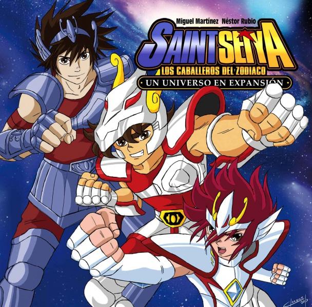 Saint Seiya 3 portada