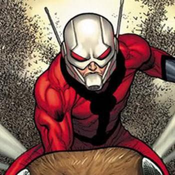 Scott Lang como Ant-Man