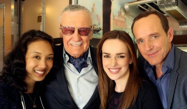 Stan Lee en Agents of S.H.I.E.L.D.