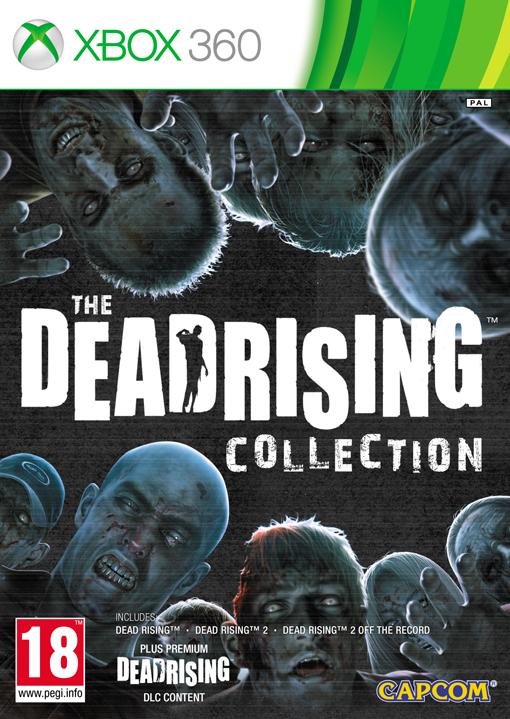 The Dead Rising Collection Carátula