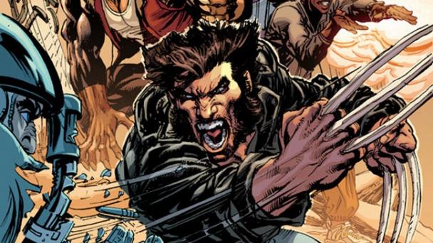 The First X-Men