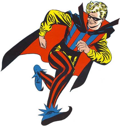 Trickster comic Flash