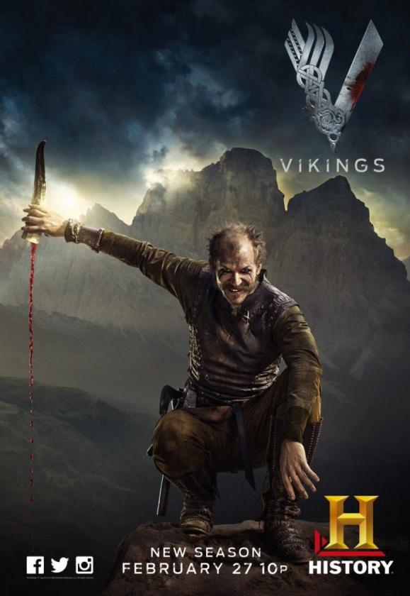 Vikingos poster 2
