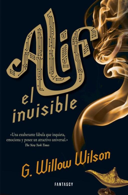 alif el invisible g willow wilson fantascy