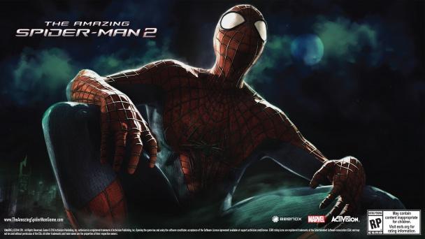 amazing spider-man 2 videogame