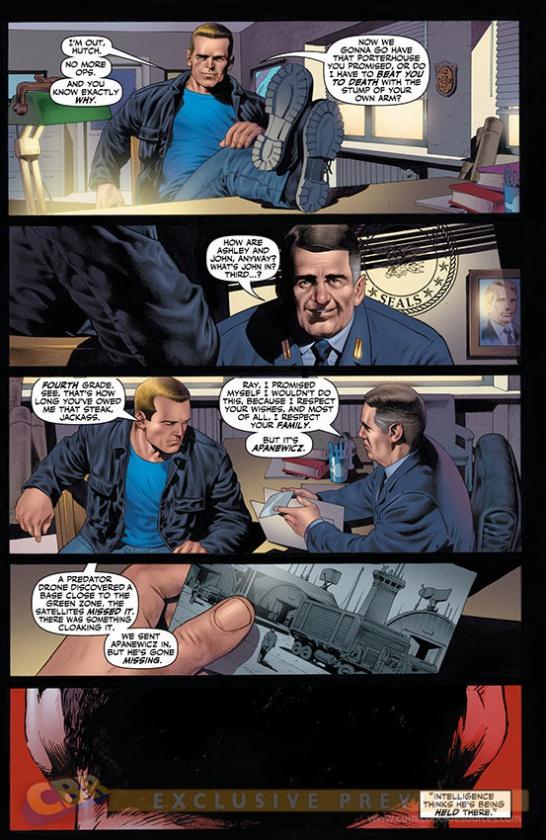 bloodshot arturo lozzi duane swierczynski valiant comics reseña opinion analisis volumen tomo uno 1 incendiar el mundo