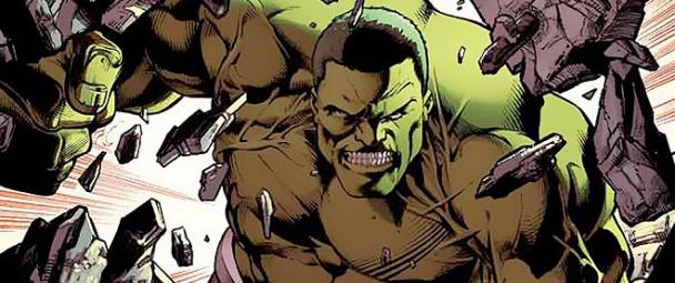 comic hulk marvel waid bagely