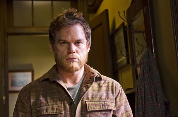 Dexter en el último episodio