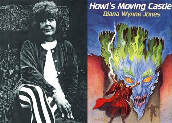 Dianna Wynne Jones y la portada original del libro