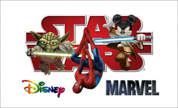 Disney crece día a día: primero Marvel, luego Lucasfilm... ahora la licencia Star Wars para cómic...