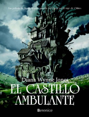 el castillo ambulante berenice portada
