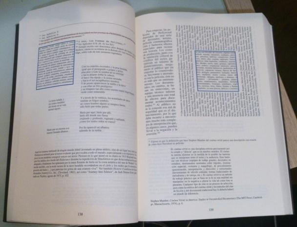 Muestra del interior del libro