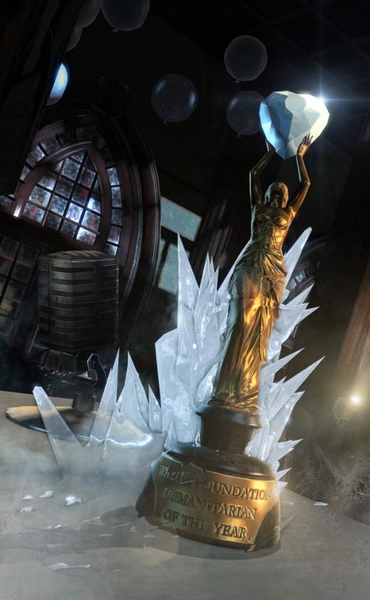 Nuevo DLC de Batman Arkham Origins